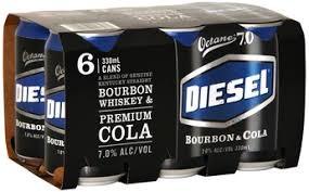 DIESEL 7% 18PK CANS DIESEL 7% 18PK CANS