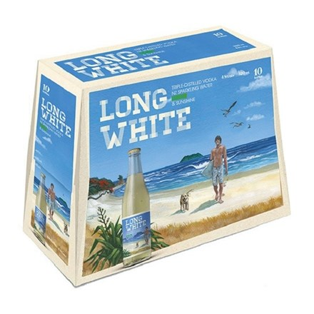 LONG WHITE FEIJOA 10 PK BTLS LONG WHITE FEIJOA 10 PK